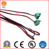 Chicote de fios do fio para o bloco terminal com 28AWG~12AWG