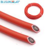 Draht-ausgedehntes Kabel der roten und schwarzen des TUV-und UL-Qualitäts-Solar4mm 12AWG PV Quadrat-XLPE PV Kabel-4.0mm