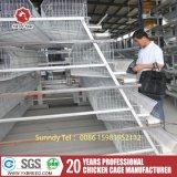 Cage d'oiseau galvanisée par modèle de treillis métallique du Nigéria