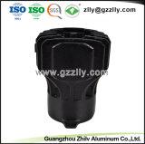 Dissipatore di calore di alluminio di alta qualità personalizzato di profilo per illuminazione commerciale