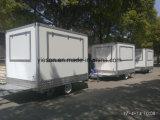 Alimento mobile su ordinazione Van di Yieson da vendere
