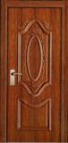 Porte intérieure en bois Using le matériau de WPC
