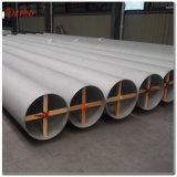 Dn350xsch60 tubo saldato longitudinale dell'en 10217-7 316L ss