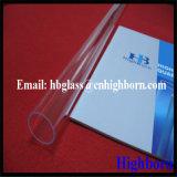 Heißer Verkaufs-Ozon-freies fixiertes Silikon-Quarz-Glasgefäß