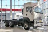 수용량을 당기는 80 톤을%s 가진 중국 새로운 Isuzu 트럭 6X4
