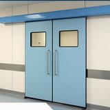 Hospital hermético puerta, puerta corrediza automática
