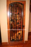 カスタマイズされたデザイン錬鉄のドア