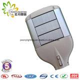 Nuevo 8 años de garantía 130lm / W 150W de energía solar Calle luz LED, LED Lámpara LED de la calle, la luz de carretera