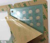 Janela LCD nítido de Ponto de Contato de Prata Matrxi Interruptor de Membrana