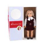 18 Zoll-Vinylamerikanisches Form-Mädchen-Puppe-Spielzeug für Kinder