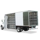 rullo resistente del tessuto della tela incatramata del PVC di bianco 900GSM per la tenda laterale contenitore/del camion