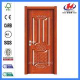 Portello d'acciaio di legno interno contemporaneo della melammina (JHK-MD10)