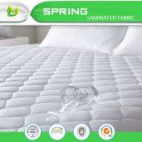Anti-Allergenic asequible a tamaño completo protector de colchón impermeable