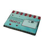 Caja de cartón de encargo regular de la impresión de color
