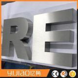 장식적인 3D 금속 편지를 디자인하는 방부제