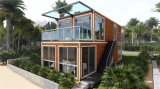 오스트레일리아 표준 호화스러운 모듈 Prefabricated 콘테이너 집