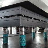 Soem-kundenspezifischer Präzisions-Metallmessing, der Füßchen stempelt