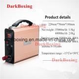 Batería universal de la potencia de la lámpara de la luz Emergency del cargador con la batería 35000/60000mAh de la computadora portátil