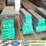 Aço de molde plástico laminado a quente de aço especial 1.2311 / P20 / 3Cr2MO