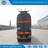 Markt 3 van Ghana de Semi Aanhangwagen van de Tanker van /Fuel van de Olie van Assen voor Beste Verkoop