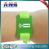 Wristband tecido RFID feito sob encomenda do festival do evento da impressão
