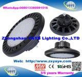 Vendre à chaud Yaye 18 3/5 ans de garantie Osram/Meanwell /This 240W/200W/150W/100W UFO LED High Bay lumière