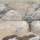 Maglia della casella di Gabion dell'acciaio inossidabile con il campione libero