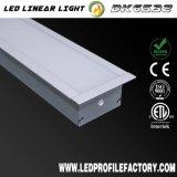 Oberfläche 6332 vertiefte verschobenes LED-Aluminiumprofil mit LED-Streifen