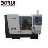 Ck46p Tornos CNC cama de inclinação da máquina