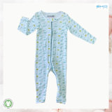 カスタムサイズの赤ん坊のPringtingカラー赤ん坊の幼児のロンパース