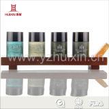 Garrafa de plástico de alta qualidade Luxury Hotel Shampoo