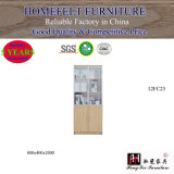 Classeur en bois de bibliothèque de panneau des meubles de bureau cpc