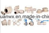 Rete di tubazioni di alluminio rivestita 6063 T5 5042 dell'aria compressa della polvere