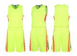Les chemises faites sur commande de basket-ball et court- des modèles