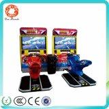 Muntstuk In werking gesteld het Rennen van de Motor van de Apparatuur van de Simulator van de Arcade Gek Spel