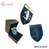 Kundenspezifische Metalldecklack-Revers-Stifte für Andenken-Geschenk