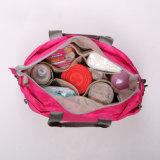おむつのおむつの肩旅行赤ん坊のお母さんのPounchのハンドバッグ袋