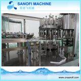Máquina de producción de jugo de botellas de vidrio