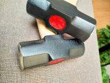 미국 유형 나무로 되는 손잡이 망치 망치 튼튼한 질 좋은 가격 손 공구