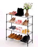 Suporte de monitor de luxo calçados fábrica de rack