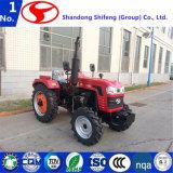 Pequeña granja de tractor / la conducción de las cuatro ruedas del tractor agrícola