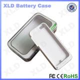 2200mAh Geval van de Batterij van de Telefoon van de cel het Bijkomende voor iPhone 5 (om-PW5)