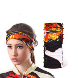 Bandeau multifonctionnel 25*50 cm (YH-HS396) de Bandana sans joint de bicyclette