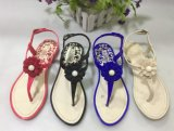 Pcu благоухающем курорте выходящего из ПВХ обувь женщин обувь