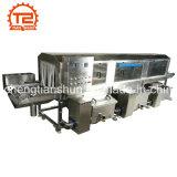 Máquina da arruela da cesta da máquina de lavar e do vegetal da bandeja do alimento