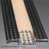 Apt1201/integrados LED Empotrables de paneles de yeso del bastidor de aluminio de Ensenada/Perfil de yeso