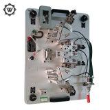 Polimento de precisão automática de produtos de plástico do molde de injeção