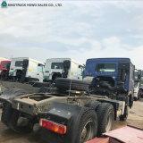 Трактор тележки Китая дешевый большой HOWO тепловозный для сбываний трейлеров