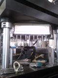Máquina de molde a rendimento elevado do sopro da tampa da lâmpada do diodo emissor de luz de 8 cavidades