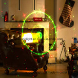 Luz da decoração do teste padrão do movimento da iluminação de laser da aprovaçã0 de IP44 GS/BS